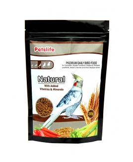 Petslife Natural Premium Daily Bird Food