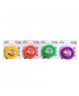 Dog Spike Ring Toys for Teething