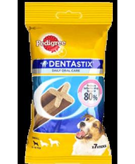 Pedigree Dog Chews DentaStix Adult Small Breed Oral Care 110g
