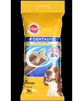 Pedigree Dog Chews DentaStix Adult Medium Breed Oral Care 180g