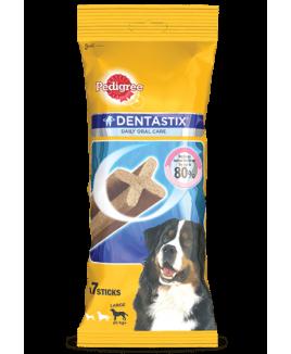 Pedigree Dog Chews DentaStix Adult Large Breed Oral Care 270g