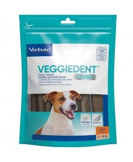 Virbac Veggiedent Oral Hygiene small Dog Chew,224g