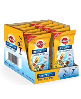 Pedigree Dentastix Oral Care Treat for Dogs- Small Breed 5-10 kg Pack of 10