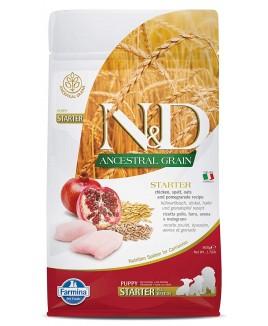 N&D Chicken & Pomegranate Starter Ancestral Grains 800g
