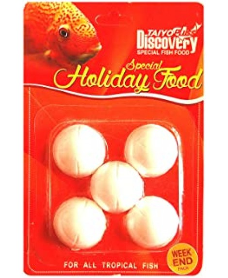 Taiyo - Discovery Special Holiday Food 5pc