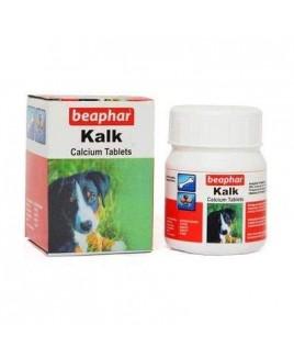 Beaphar Kalk Calcium Tablets for dogs (60 Tab)