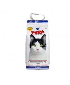 Pura Premium Clumping Cat Litter 5kg
