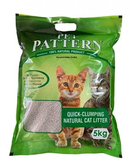 Pet Pattern Ball Shaped Cat Litter Sand 5kg