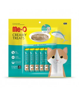 Me-O Creamy Treats With Bonito Flavor 300g