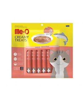 Me-O Creamy Treats With Salmon Flavor 300g