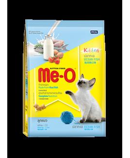 Me-O Kitten Ocean Fish Cat Food Dry 1.1kg