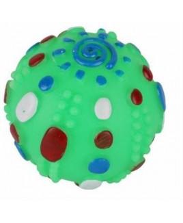 Dog ball plastic medium