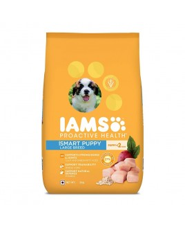 IAMS Puppy Food Large Breed Dog (<2 Years) 8kg