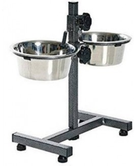Dog Feeding Bowl With Stand (s)
