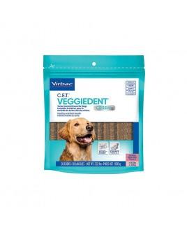 Virbac Veggiedent Oral Hygiene Large Dog Chew, 490 g