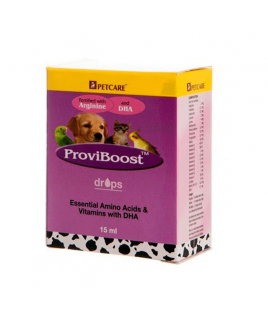Petcare ProviBoost Drops for Puppies and Kittens