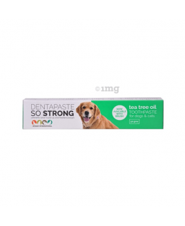 Dentapaste So Strong Tea Tree Oil Toothpaste for Dogs & Cats