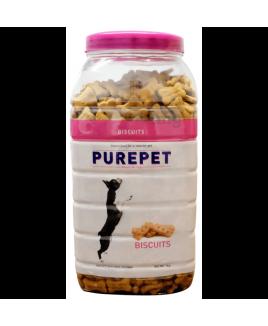 purepet mutton flavour, real mutton biscuit,dog  905g